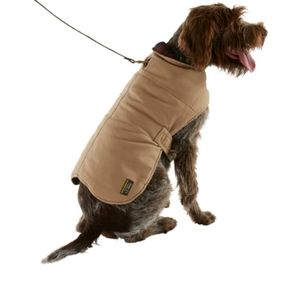 LL Bean Reversible Field Coat for Dogs - size XL